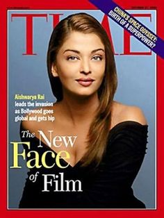 Aishwarya Rai: Considered to be one of the most beautiful women in the world, Aishwarya Rai graced the cover of TIME magazine in 2003.