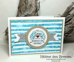 Lovely-Stamping, Stampin'Up! producten bestel je hier: Stampin'Up! YouTube Brushstrokes deel 2