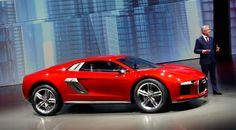 Audi Nanuk Quattro concept (2013) at Frankfurt motor show