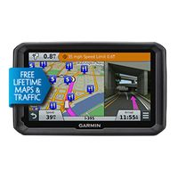 7.0-Inch Glass Display/ Lifetime Maps Of North America, Plus Lifetime HD Digital Traffic/ Custom Truck Routing/ The Best of Our Traffic Solutions/ Bluetooth Compatible/ International Fuel Tax Agreement Documentation/ Hours Of Service/ Voice-Activated Navigation/ Smartphone Link Compatible/ Includes Lifetime Map Updates/ 800 x 480 Pixels Display Resolution/ Rechargeable Lithium-Ion Battery/ Up To 1 Hour Battery Life/ High-Sensitivity Receiver/ Headphone Jack/Audio Line-Out/ Black Finish