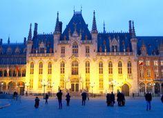 A Hidden Gem of Europe, Bruges #Bruges #Europe #Romanticcity #Belgium #Travel #Restaurant