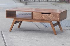 Tables by Yoshi of Semigood Design