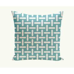Found it at Wayfair - Geometric Down Throw Pillow