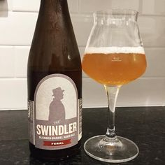 The Swindler from @societebrewing is our first beer for #sourbeerday