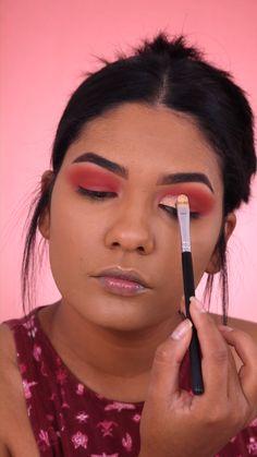 Eyebrow Makeup Tips, Edgy Makeup, Eye Makeup Steps, Makeup Eye Looks, Eye Makeup Art, Cute Makeup, Skin Makeup, Beauty Makeup, Makeup Order