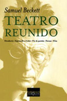 #samuel #beckett #teatro #reunido #brasil #book #cover