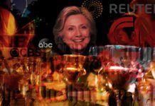 Hillaryn ja median salaiset illalliset