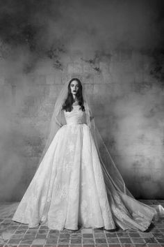 Zuhair Murad. Bridal Fall Winter 2016 Collection.