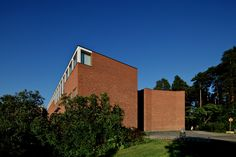 Gallery of AD Classics: Jyvaskyla University / Alvar Aalto - 23