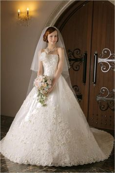 G465 Wedding dress 東衣装