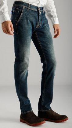 Pocket square jeans