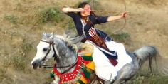 A Modern Love for the Ancient Sport of Horseback Archery Mounted Archery, Modern Love, Arrows, Iran, Finland, Bow, Horses, Dreams, Mountains