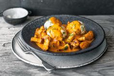 Food N, Food And Drink, Ravioli, Curry, Veggies, Cooking Recipes, Chicken, Meat, Ethnic Recipes