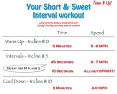Your Short & Sweet SHREDmill interval routine from Tone It Up! Looks hard, one of these days I'll be able to do it!