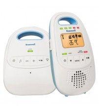 Weewell Dijital Bebek Telsizi - 300m - Şarjlı - İnterkom - LCD Ekran - Gece Işığı - Ninni WMA420