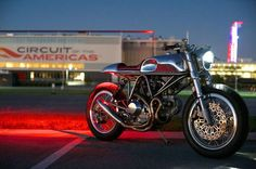 "Ducati 900 SS SP 1997 ""J63"" by Revival Cycles"