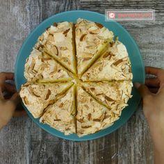 "Tort ""Ceresc"" - un desert aerat, moale și extrem de aspectuos, sigur nu ați gustat un tort mai gustos! - savuros.info Cherry Cake, Bread, Cooking, Desserts, Bakken, Kitchen, Tailgate Desserts, Deserts, Brot"