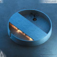 #designme #adesignaward #contemporarydesign #competition #awards #design #designaward #amazing The Ring House, MZ Architects