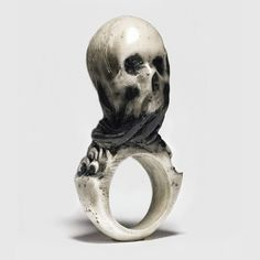 #Jewelry: Honoring #Death Since 1900 BCE. #MacabreGadgets now at Occulter.org
