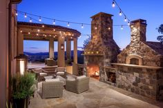 35 Amazing Outdoor Fireplaces and Fire Pits | DIY Shed, Pergola, Fence, Deck & More Outdoor Structures | DIY