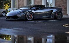 Lamborghini Extreme-Modified