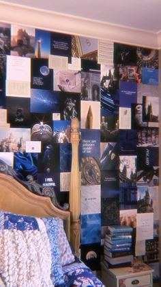 Deco Harry Potter, Harry Potter Bedroom, Images Harry Potter, Ravenclaw, Chambre Indie, Harry Potter Wallpaper, Harry Potter Aesthetic, Hogwarts Houses, Room Ideas Bedroom