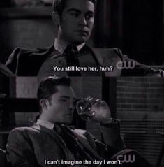 Gossip Girl <3 I am obsessed with this show right now! I just love Chuck xx.