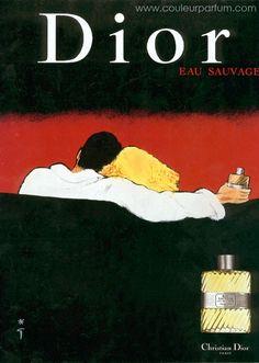 #dior Eau Sauvage #gruau 1998 #parfum #jetudielacom