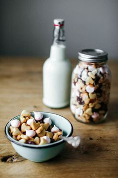 HAZELNUT SUGAR COOKIE CEREAL http://sweetoothgirl.tumblr.com/post/157037270606/hazelnut-sugar-cookie-cereal