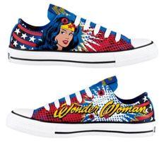Wonder Woman converse, possible wedding shoes! Wonder Woman, Converse Shoes, Shoes Heels, Adidas Shoes, Converse Outlet, Custom Converse, Prom Shoes, Louboutin Shoes, Shoes Men