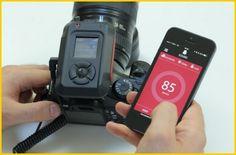 MIOPS, controlando una cámara profesional con un móvil