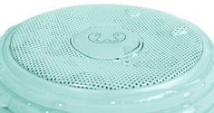 ROCKBOX ROUND H2O Peppermint   Fresh 'n Rebel   Portable Bluetooth Speaker #freshnrebel #rockbox