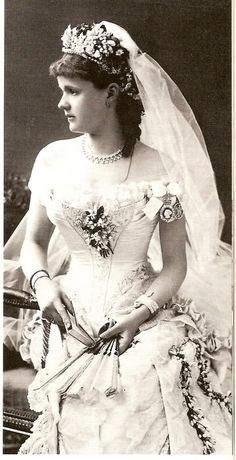 Princess Helen, Duchess of Albany. Born Princess Hekena of Waldeck and Pyrmont, in 1882 she married Prince Leopold Duke of Albany, youngest son of Queen Victoria and Prince Albert. Leopold died from complications of haemophilia while Helena was pregnant with their 2nd child. Helena was an intellectual and supported charities that helped poor working women and worked against human trafficking.