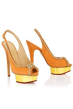 f56edc78a73c Charlotte Olympia - Shoes More - 2014 Spring-Summer Olympia Shoes
