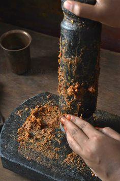 Thalippu Vengaya Vadagam Chutney / Sun-dried Seasoning Balls Chutney #vegan #glutenfree