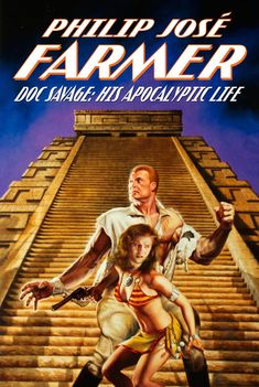 Doc Savage: His Apocalyptic Life  http://meteorhousepress.com/doc-savage-his-apocalyptic-life/
