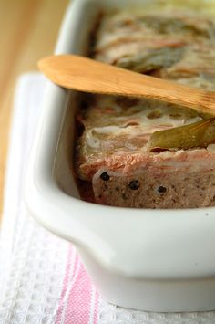 Country Terrine | http://www.80breakfasts.blogspot.com/2007/11/hhdd-16-country-terrine.html