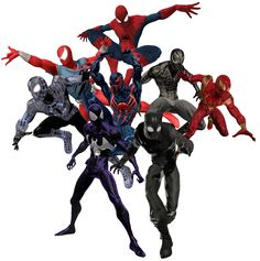 Spider-Man Shattered Dimension by GIOVANNIMICARELLI.deviantart.com on @DeviantArt