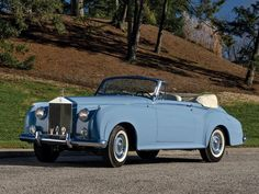 1959 Rolls Royce Silver Cloud I Drophead Coupe by H.J. Mulliner
