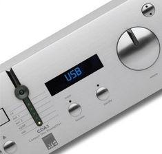 ATC Loudspeaker Technology has just announced their new CDA 2 Mk2 CD/DAC preamp. Furthermore, it will debut at Sound