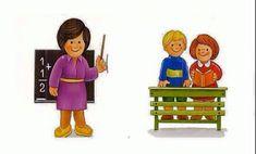 ملف ضخم عن أصحاب المهن - موارد المعلم Community Workers, Community Helpers, Preschool Education, Preschool Worksheets, Jobs, Math Lessons, Playroom, Career, Family Guy