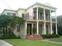 new orlean garden district - Google Search