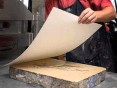 What is printmaking? explanation of printmaking and various processes!