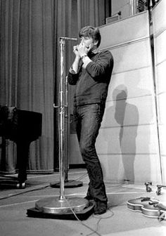 John Lennon at the Playhouse Theatre, London: May 21, 1963