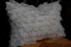 DIY Rose Petal Pillow