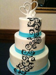 Aqua And Black Wedding Theme | Recent Photos The Commons Getty Collection Galleries World Map App ...