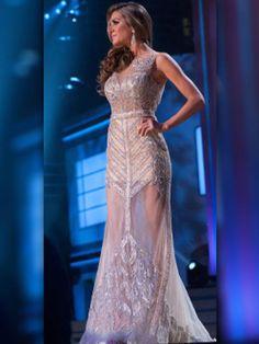 Ranking de El mejor vestido de noche de Miss Universo - Listas en 20minutos.es
