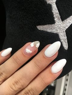 Acrylic Nails Coffin Short, Simple Acrylic Nails, Best Acrylic Nails, Acrylic Nail Designs, Pastel Nails, Coffin Nails, Funky Nail Designs, Heart Nail Designs, Fingernail Designs