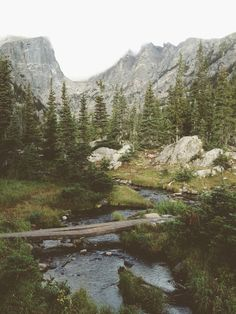 Dream Lake Creek Art Print -It's in Rocky Mountain National Park, Colorado. Top Imagem, The Mountains Are Calling, Rocky Mountain National Park, To Infinity And Beyond, Adventure Is Out There, Oh The Places You'll Go, The Great Outdoors, Wonders Of The World, Beautiful Places