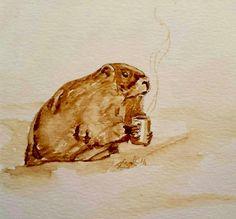 groundhog.
